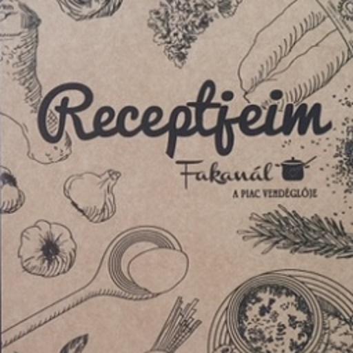 Fakanál receptfüzet