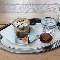 Helyben pörkölt, darált kávékülönlegesség