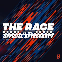 JÚLI.29. - The Race Official Afterparty
