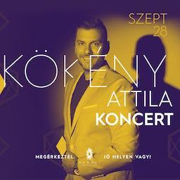 SZEPT.28. - Kökény Attila koncert