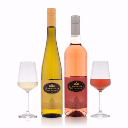 Badacsonyi Rizling vagy Badacsonyi Pinot Rosé (1 dl)