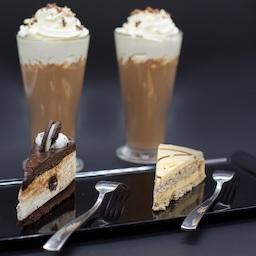 Családi kávé és sütemény kupon