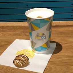Cafe Latte puszedlivel