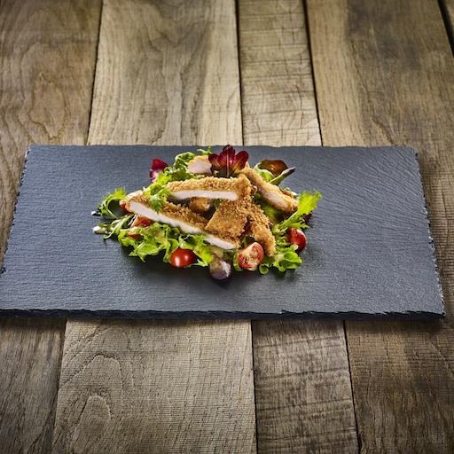 A Séf salátája ajándék üdítővel