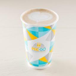 Cafe latte pozsonyi kiflivel
